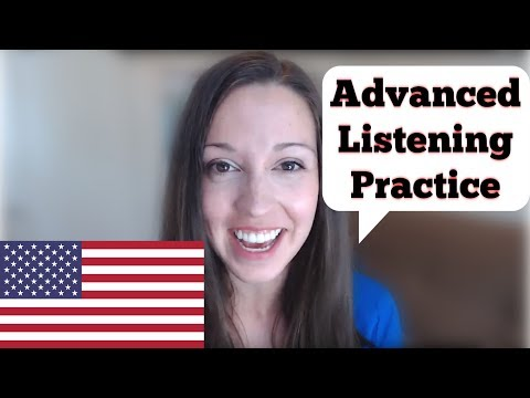 Understand FAST English Conversations [Advanced Listening Lesson]