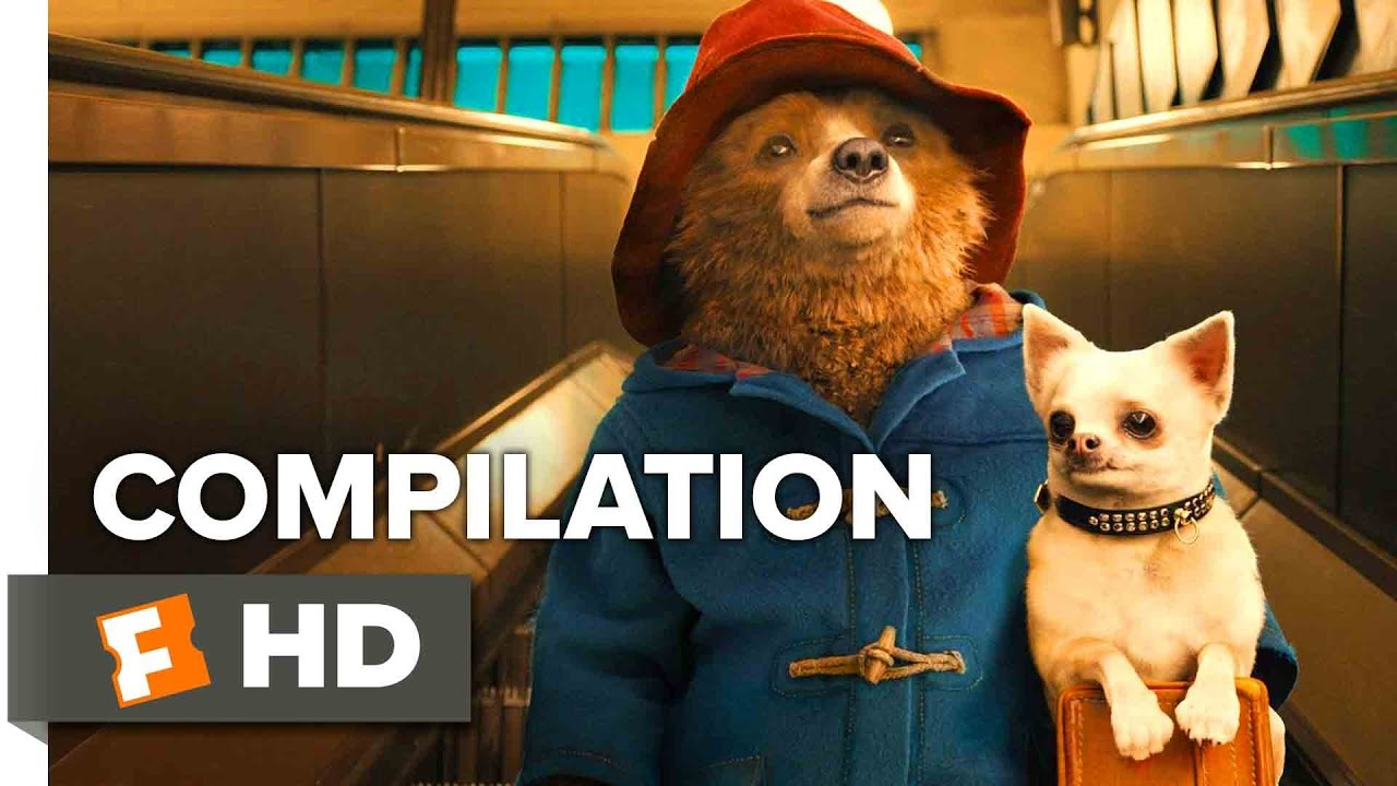 Paddington 2 All Trailers Clips 2018 Movieclips Trailers