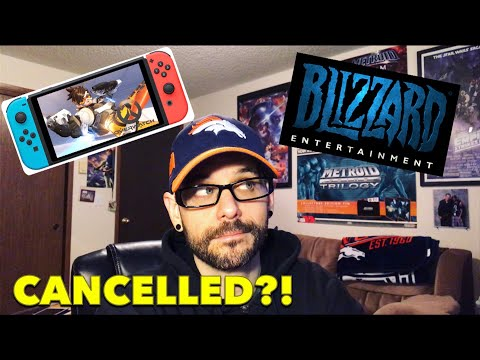 Blizzard Throws Nintendo Under The Bus! The Drama Continues!