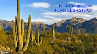 JuanSebastian   Nature & Naturaleza - Happy Birthday