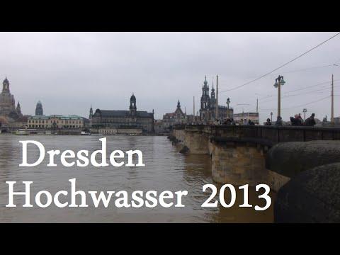 Flut 2013 - Hochwasser in Dresden