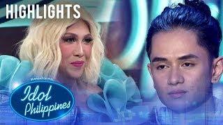 Idol Judges, pinayuhan si Miguel sa kanyang performance | Live Round | Idol Philippines 2019