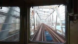 OsakaMetro堺筋線~阪急千里線 天下茶屋→北千里 Cabview:Tengachaya to Kitasenri