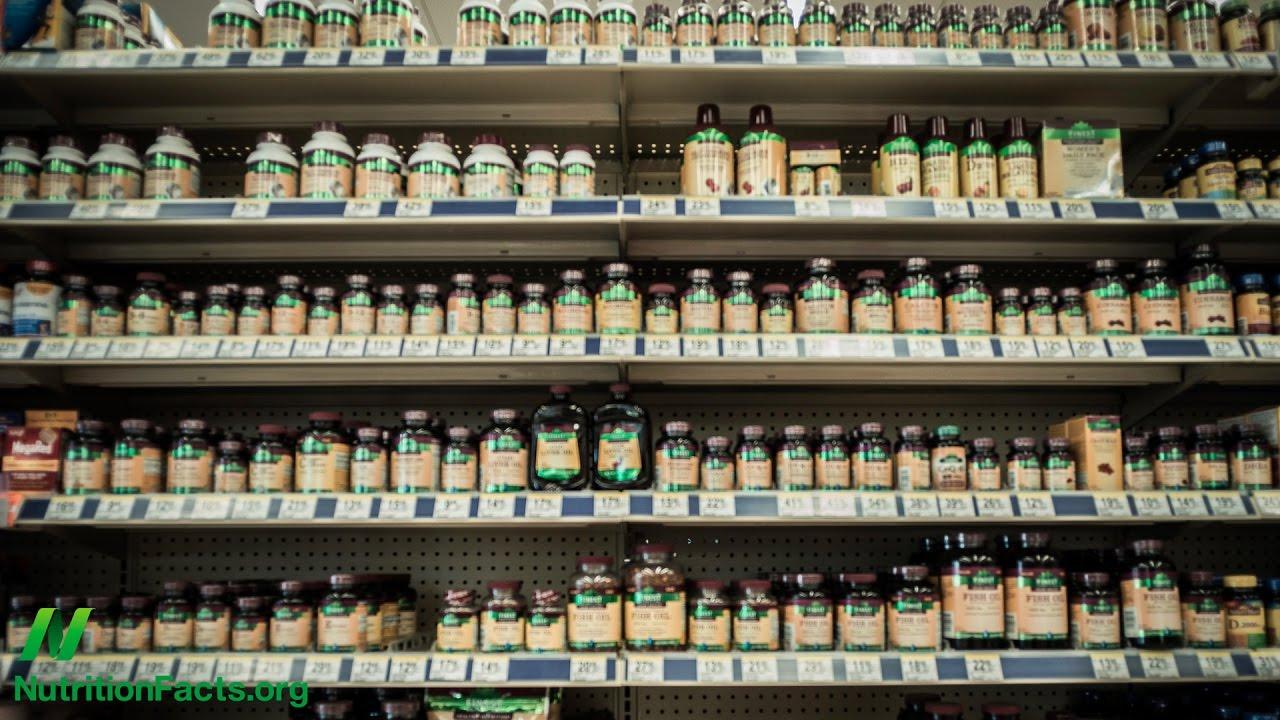 Dangers of Dietary Supplement Deregulation