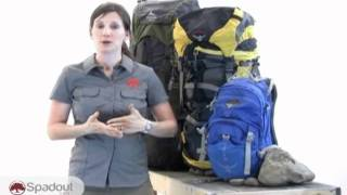 Selecting a Backpack