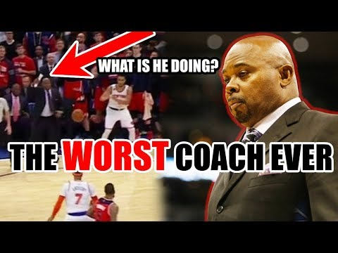 The WORST Coach In NBA History