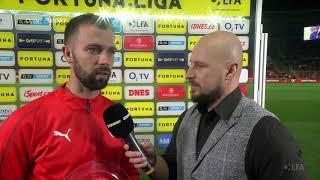 Slávista Hušbauer: Rozpory s fanoušky mě mrzí