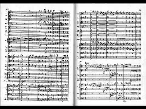 Joseph Haydn, Symphony N. 103, 'mit dem Paukenwirbel' (III mov.)