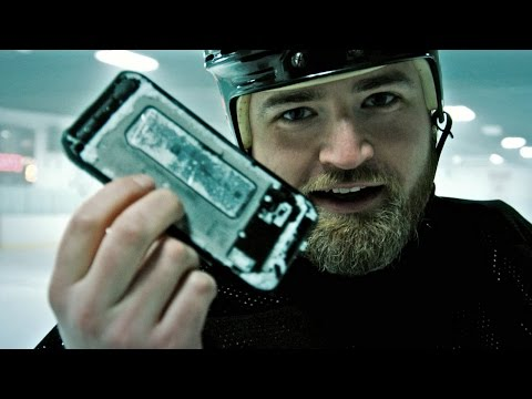 Galaxy S6 Active vs Slapshot!