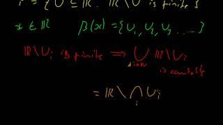 Topology #21 Axioms Of Countability Thumbnail