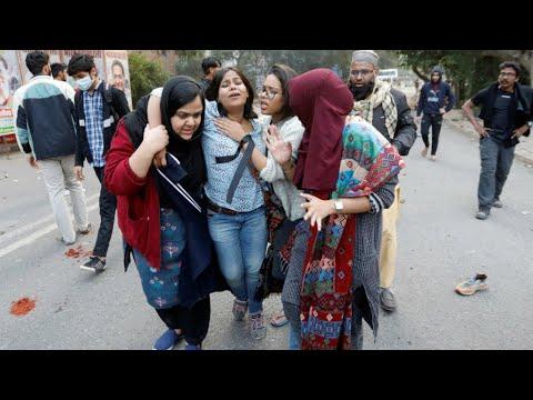 الهند: قانون الجنسية الجديد يشعل فتيل الاحتجاجات في شمال شرق البلاد  - نشر قبل 12 ساعة