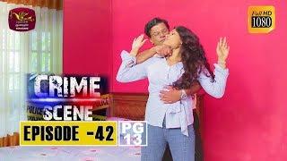 Crime Scene - ක්රයිම් සීන් | Episode -42 | 2019-01-07 | Rupavahini TeleDrama Thumbnail
