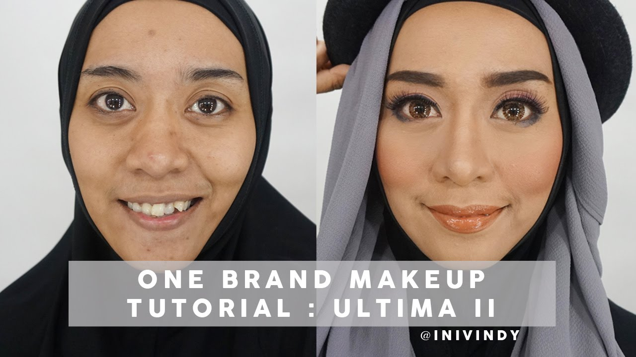 One Brand Makeup Tutorial Ultima II Timeless Beauty Tutorial