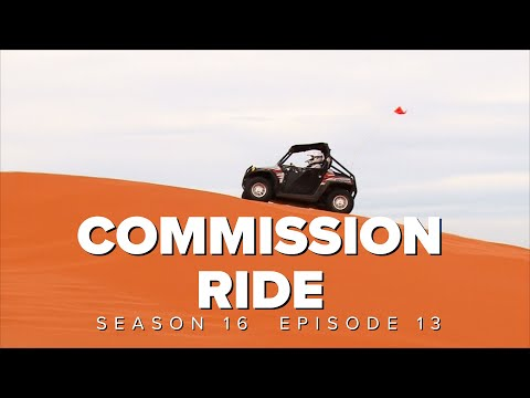 Commission Ride - Christmas Activities - Yamaha Wolverine X4 Review - Parkour Utah