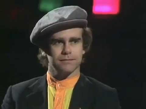 Elton John - Interview on the Old Grey Whistle Test (October 31, 1978)