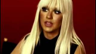 Christina Aguilera TV Guide Keeps Gettin' Better - A Decade of Hits Promo