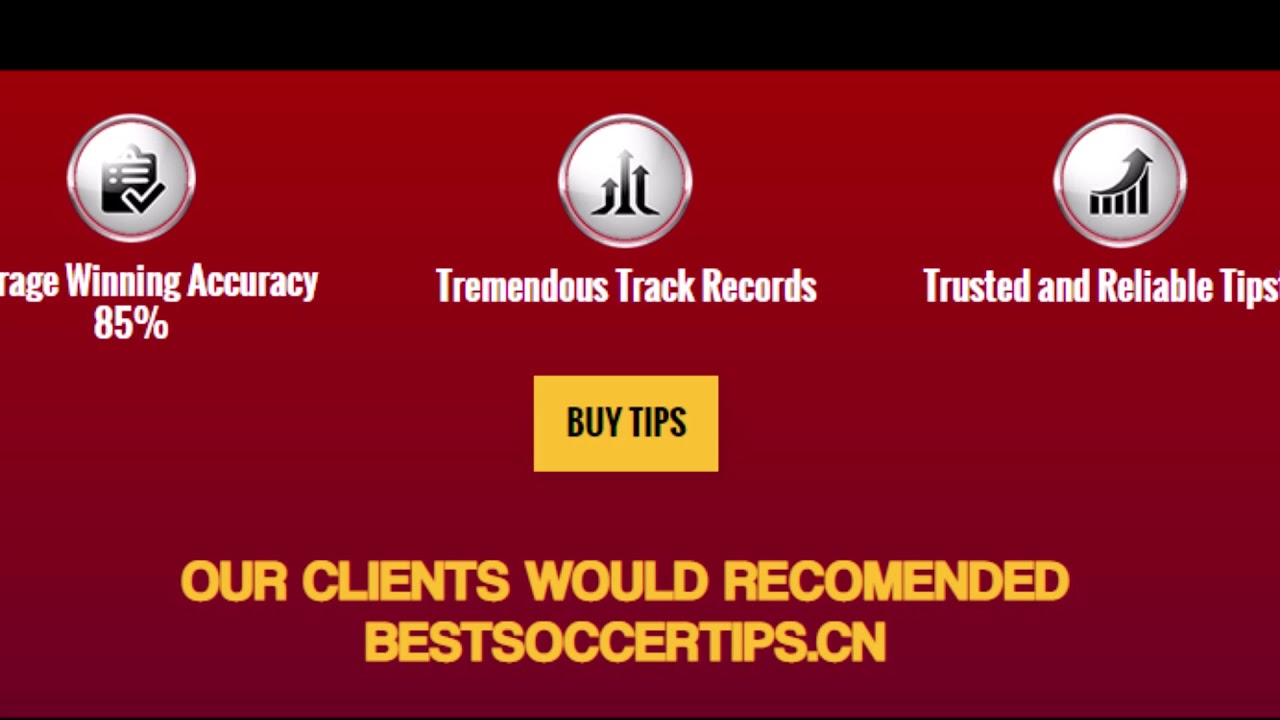 Football Bet Tips And Predictions