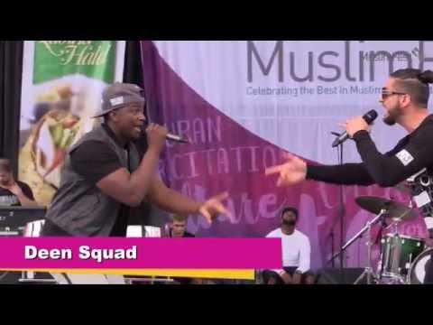 Deen Squad   Muslim Queen   MuslimFest 2015