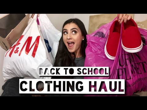 CLOTHING HAUL!! Urban Planet, H&M, + More| Affordable Trendy Haul