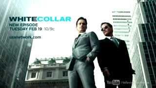 "White Collar 4x14 ""Shoot the Moon"" promo HD"