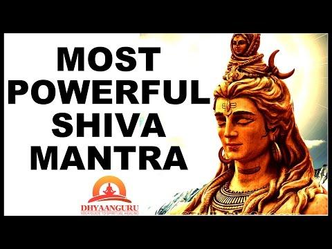 OM NAMAH SHIVAY: MOST POWERFUL SHIVA MANTRA !