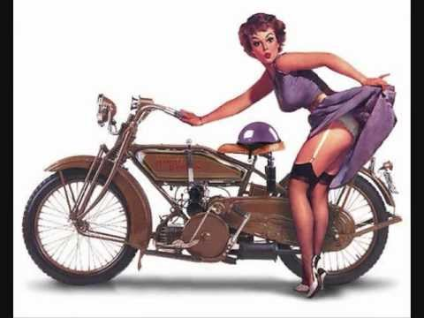 Pin up et harley davidson youtube pin up et harley davidson freerunsca Images