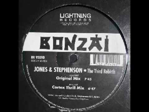 Jones & Stephenson - The Third Rebirth