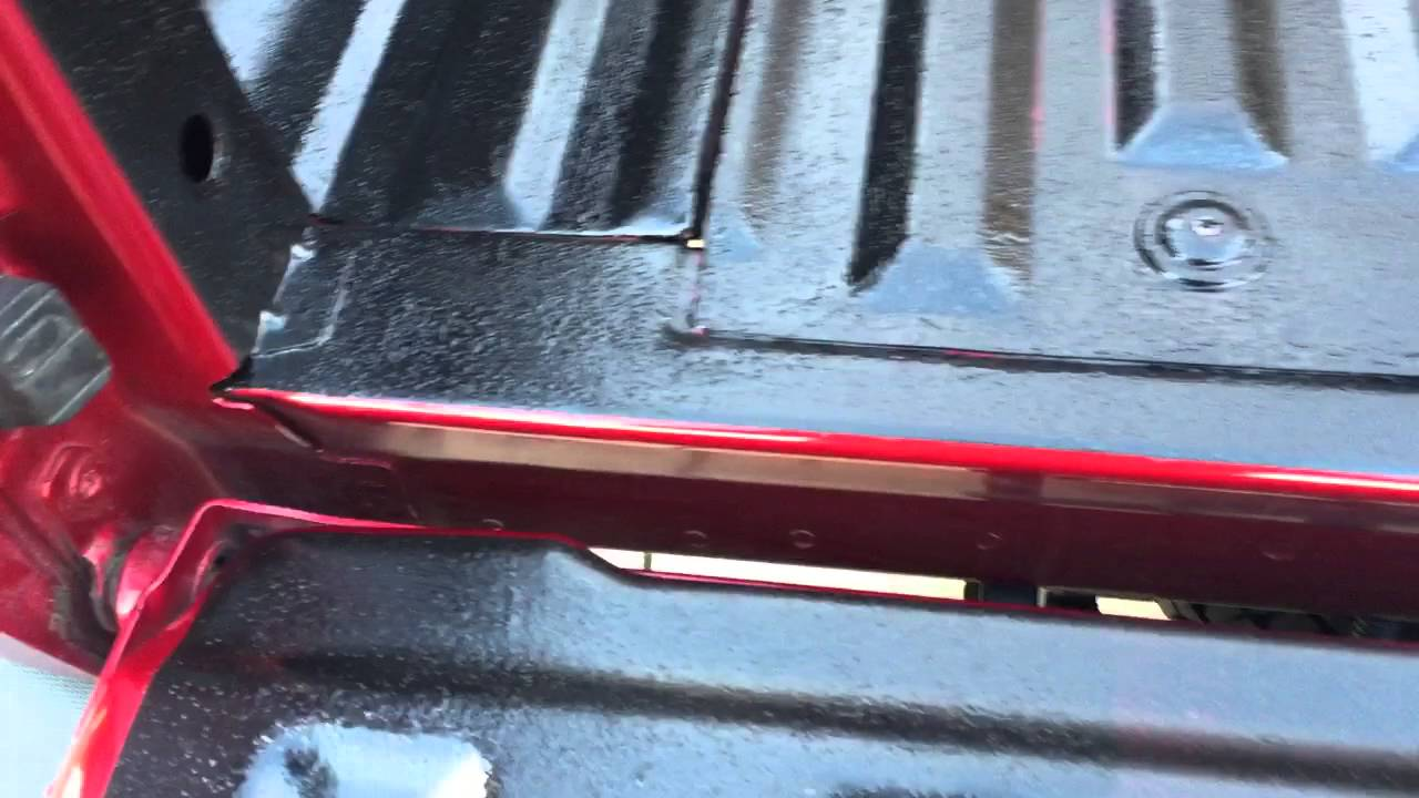 Rustoleum Truck Bed Liner Review Youtube