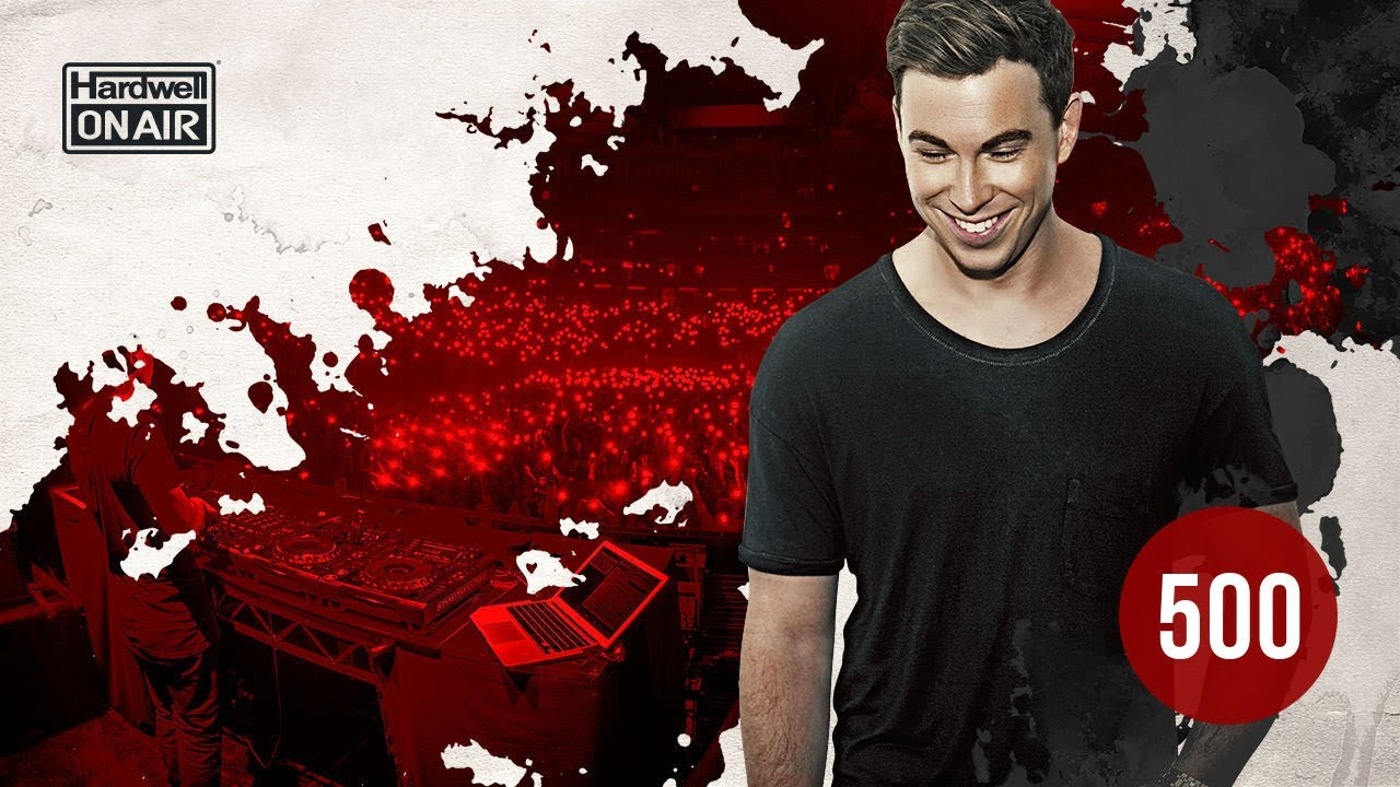 Hardwell On Air 500