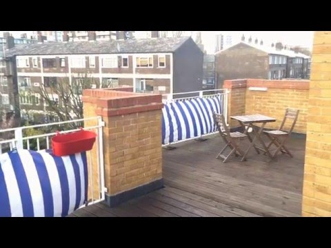 Two bed penthouse next to Canary Wharf - Serviced Apartment