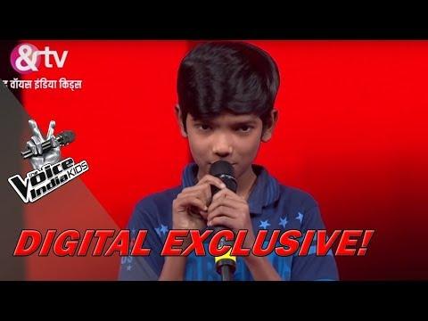 Ayush Kotwal Challenges The Coaches | The Voice India Kids - Season 2 | Ep 3