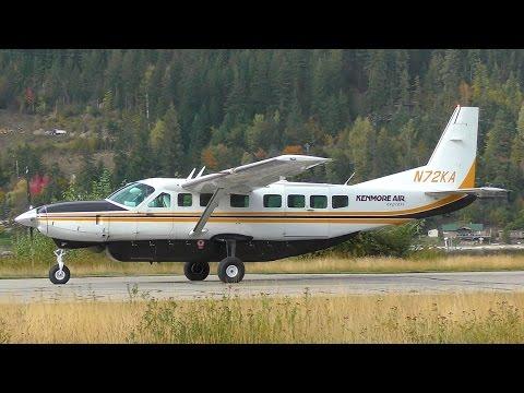 Cessna 208B Grand Caravan Landing