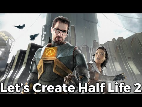 Let's Create Half Life 2! Gravity Gun - Blueprints #12[Unreal Engine 4]