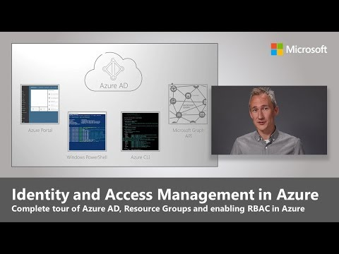 Identity and Access Management in Microsoft Azure