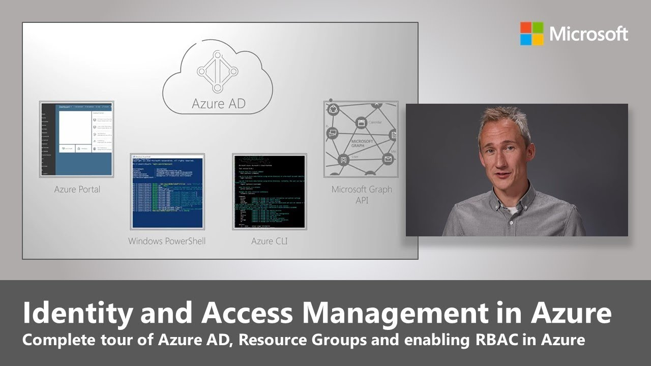 Azure Essentials: Identity and Access Management