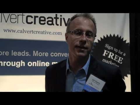 Calvert Creative at Greater Raleigh Chamber's Business Expo 2011