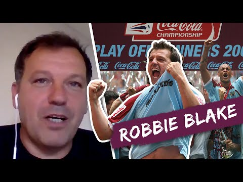 ROBBIE BLAKE  