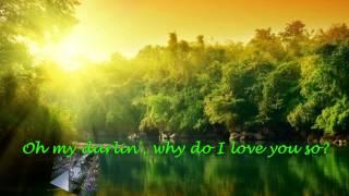 Why Do I Love You So ( 1960 ) - JOHNNY TILLOTSON - With Lyrics