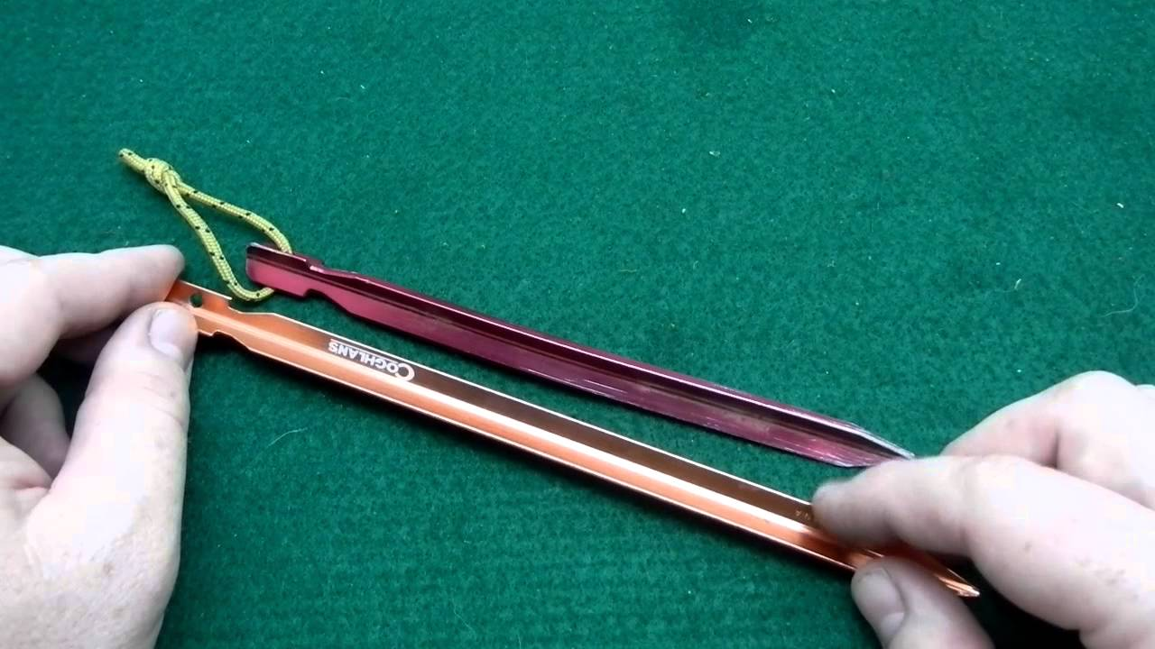 Tent Stakes Dont buy Cheap : lightest tent stakes - memphite.com
