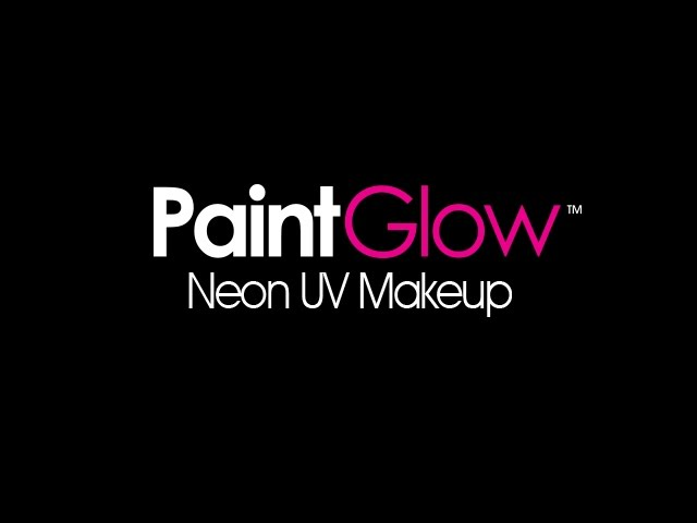 PaintGlow Neon UV Makeup