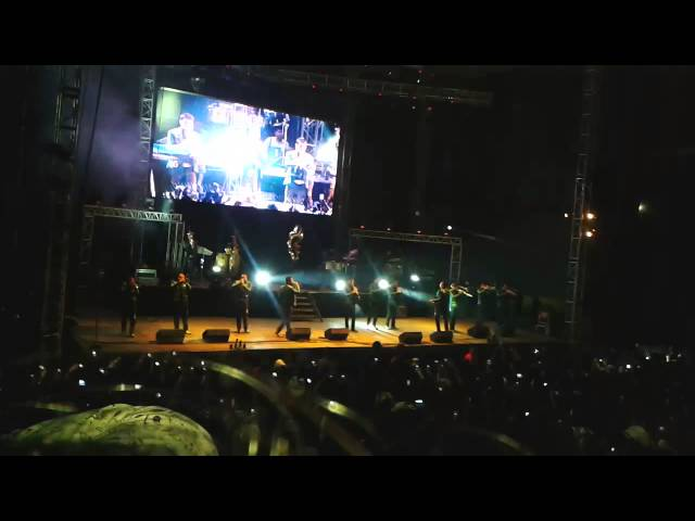 banda ms en merida yucatan 2013 Travel Video