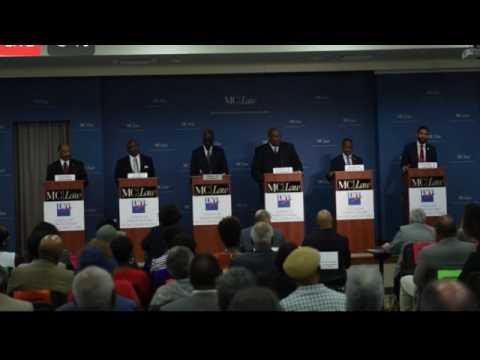 Jackson 2017 Mayoral Debate