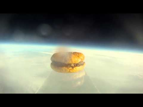 Did you know - 2- Far-out Burger