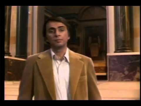 Carl Sagan on The Library of Alexandria and Hypatia