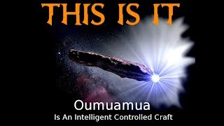 I Was Wrong All Along. Aliens Are Here: Oumuamua