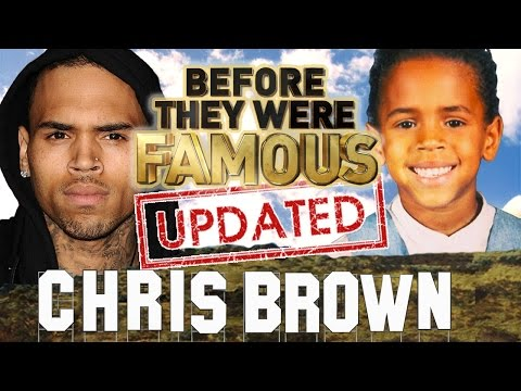 CHRIS BROWN - Before They Were Famous - UPDATED