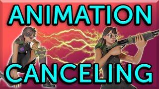 How to Animation Caฑcel 🦊 Fortnite Tips & Tricks | Animation Canceling Fortnite