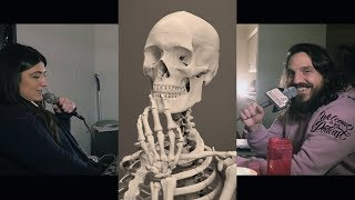The Marriott's connected to the... | Dem Bones (song parody)