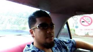 アキーラさん!フィリピン・マニラ・タクシー乗車1,Taxi,Manila,Philippines