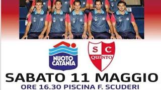 Nuoto Catania - Genova Quinto